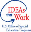 ideas that work u s office of special education programs logo