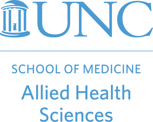 UNC school of medicine department of allied health sciences